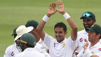 Pakistan clinch Australia series with biggest ever Test win
