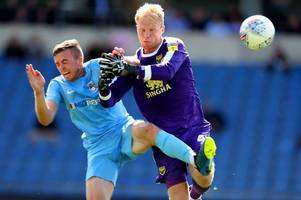 derby county loanee gives boss selection headache this weekend