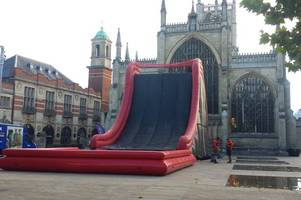Look at the Hull-timate Challenge obstacles hundreds will tackle as huge event takes shape