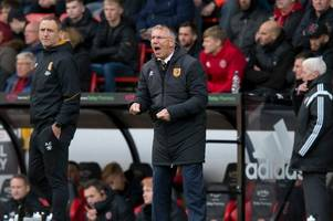 'do not shy away from the challenge,' nigel adkins tells his struggling hull city side