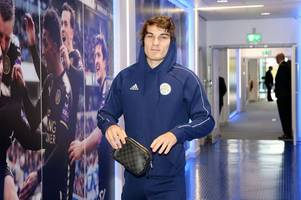 caglar soyuncu is ready to make leicester city debut, says claude puel