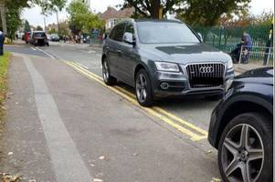 disabled mum's 'humiliation' after school 'shamed' her double yellow line parking in newsletter