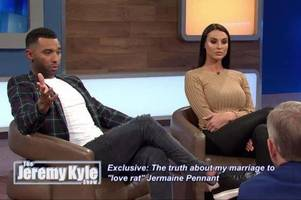 Jermaine Pennant refuses Jeremy Kyle Show lie detector test after Chloe Ayling CBB scandal