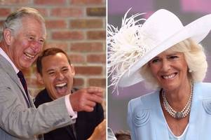 the one damning word the queen branded camilla at start of prince charles relationship
