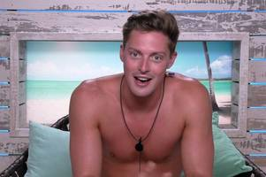 love island's dr alex george posts savage comment after georgia and sam split up
