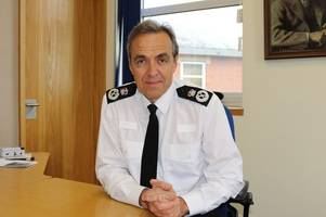 Police chief's 'deepest regret' over Thomas Orchard death