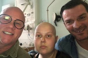 Ex-Strictly star Brendan Cole offers Warlingham woman fighting cancer tickets to his show