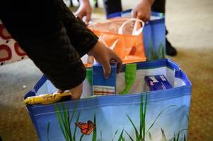food bank in crisis after soaring numbers of scots struggle to cope on universal credit