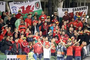 wales football fans criticise the behaviour of fellow supporters amid claims of racism