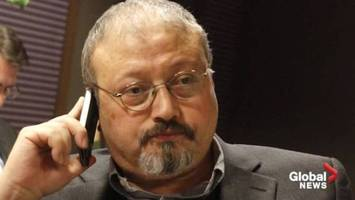 jamal khashoggi's remains taken out of saudi consulate, turkey suggests
