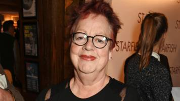 Jo Brand on Strictly, strippers and... staying safe