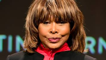 Tina Turner opens up about son's suicide