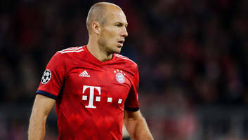 Arjen Robben Admits Borussia Dortmund Are a 'Real Force' & Threat to Bayern's Domestic Dominance