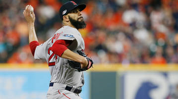 red sox reign: boston ousts houston in game 5 to capture al pennant, reach world series