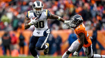 week 7 dfs values and picks: it all starts with todd gurley