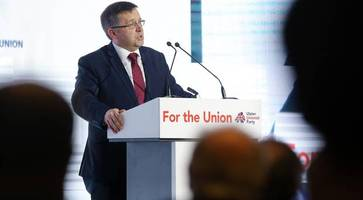 UUP leader: Backstop would turn Northern Ireland into EU protectorate