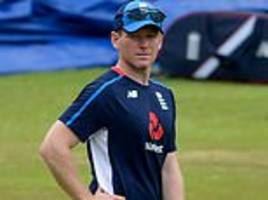 Eoin Morgan keen for England to keep level-headed after completing series win over Sri Lanka