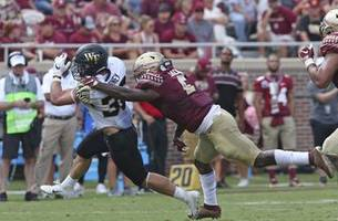 Florida State pulls away to knock off Wake Forest