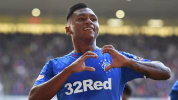 how finland's 'big star' morelos became a rangers hero