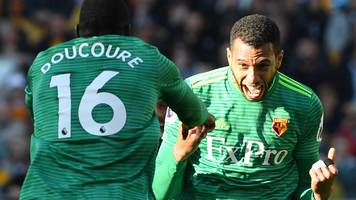 watford deserved winners at high-flying wolves