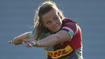 Premier 15s: Harlequins Ladies upset Saracens Women at The Stoop