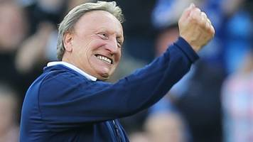 cardiff city season starts here, says boss neil warnock after first win