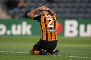 late drama as wasteful hull city somehow draw a game they could have won twice over