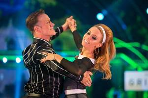 kevin clifton to tackle the samba in week five of strictly with a shot of tequila!