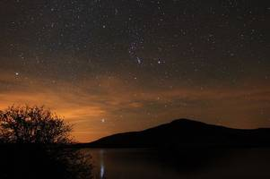 orionid meteor shower could light up uk skies this weekend