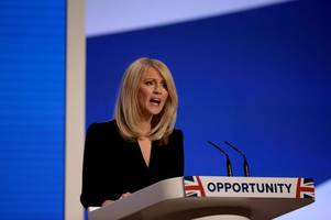 universal credit tory minister esther mcvey challenged to come to scotland to see damage benefit is having