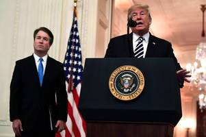 Why the US and Kavanaugh are no example for justice in Britain | Cherrie Short