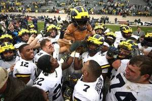 From pregame scuffle to postgame finger-pointing, Michigan vs. Michigan State provided all the drama
