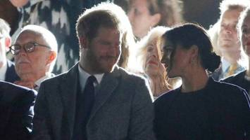 Prince Harry, Meghan Markle launch Invictus Games in Australia