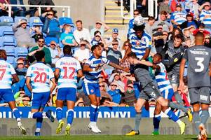 blackett and meite star in reading fc player ratings from the victory over millwall
