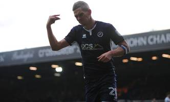reading 3-1 millwall player ratings: morison and wallace perform as millwall struggle in reading