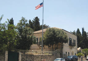 does u.s. closure of 'pseudo-embassy' to pa hint at one state solution?