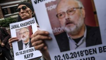 Khashoggi killing: Trump 'not satisfied' with Saudi account