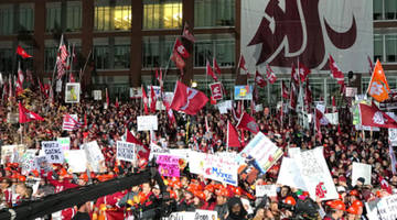 Best College GameDay Signs Live From Pullman for Washington State vs. Oregon