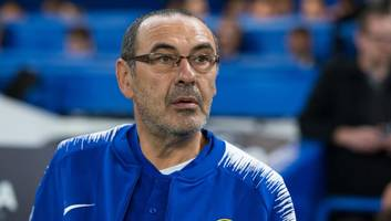chelsea's maurizio sarri full of admiration for jose mourinho ahead of first meeting on saturday