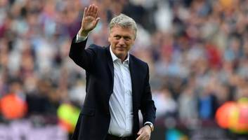 former man utd manager david moyes reveals how close he came to taking west ham job in the summer