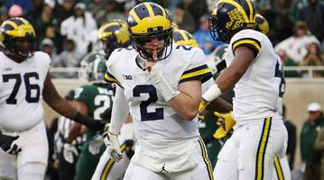 Michigan's Rivalry Revenge Tour Picks Up Steam With Win Over Michigan State