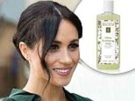 Éminence is the little-known skincare brand that meghan markle is obsessed with