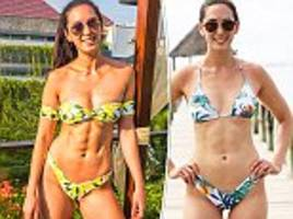 why gaining weight could be the secret to a lean physique: dietitian reveals body transformation