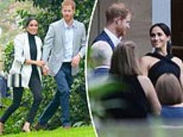 pregnant meghan pulls out of invictus games event in sydney