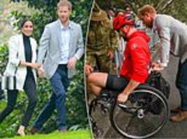 prince harry confirms he's hoping for a baby girl with meghan