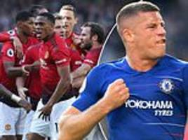 Barkley revitalised at Chelsea and Man Utd will miss Martial - 10 THINGS WE LEARNED FROM PL