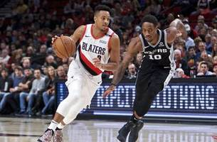 lillard has 29 and portland beats san antonio 121-108