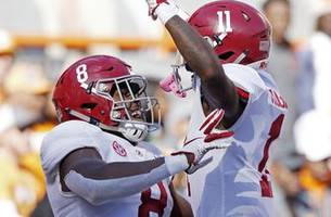 No. 1 Alabama, heading to break, looks to improve before LSU