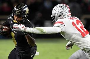 Purdue blows out No. 2 Ohio State 49-20 for fourth straight win