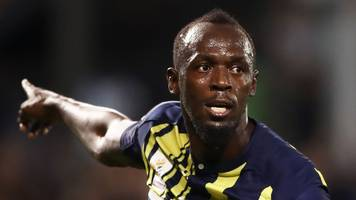 Usain Bolt offered Central Coast Mariners contract - agent